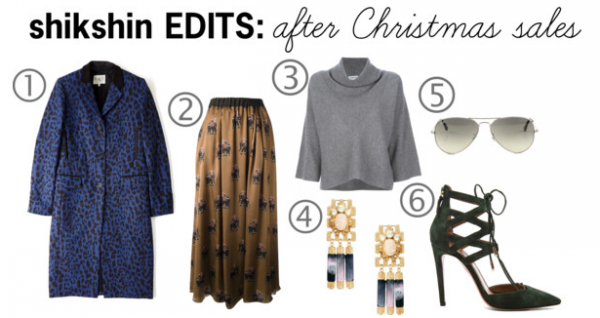 after christmas sales fashion 2013