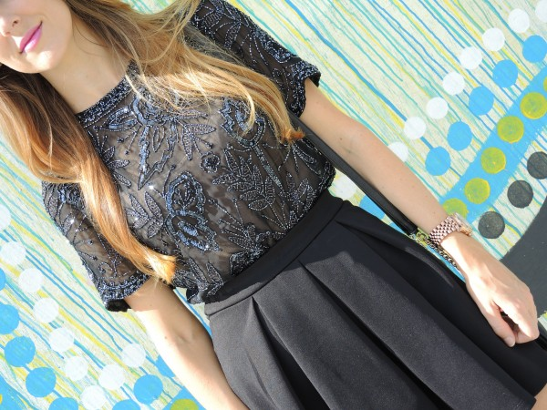 vintage beaded top, vintage beaded blouse, aquazzura lace up heels, aquazzura suede heels, justfab heels, wynwood street style, miami street style, miami fashion blogger, miami style blogger, street art wynwood, how to wear a vintage beaded blouse