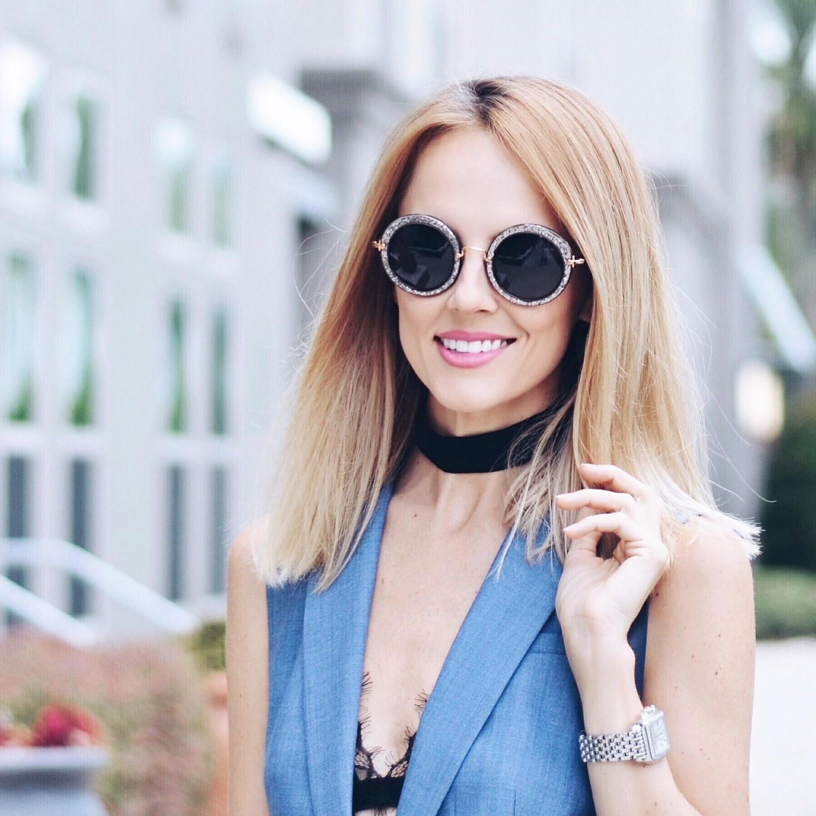 miu+miu+glitter+round+sunglasses+danielle+hastings
